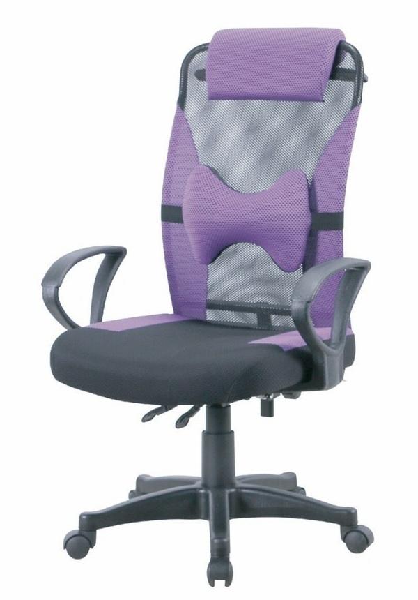 高密度泡棉坐墊     可拆式骨型護腰    氣壓升降      椅背傾仰鎖定     座寬50座深49高106~116