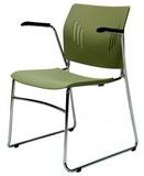 會談椅(扶手)  S1302A