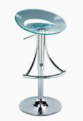 琉璃氣壓式高吧椅