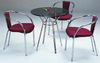 洽談桌椅 F6303+W881