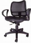 低背網椅 有扶手 #1201