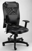 高背椅 調整扶手  #1250