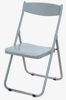 傳統鐵合椅 U型腳
