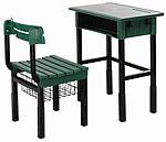 課桌椅整組二件