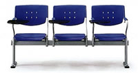 冠軍三人課排椅