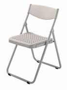 塑鋼合椅 灰