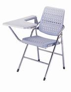 白宮塑鋼課桌椅 烤漆