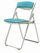 專利塑鋼椅 皮面/電鍍