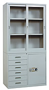 HS366整座邊六屜檔案櫃