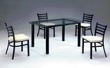 方桌T8019+椅C1119