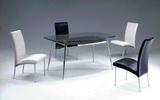 方桌T8038+椅C1156
