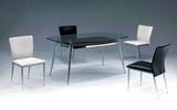 方桌T8038+椅C1159