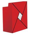 漢諾威紅黑多功能桌